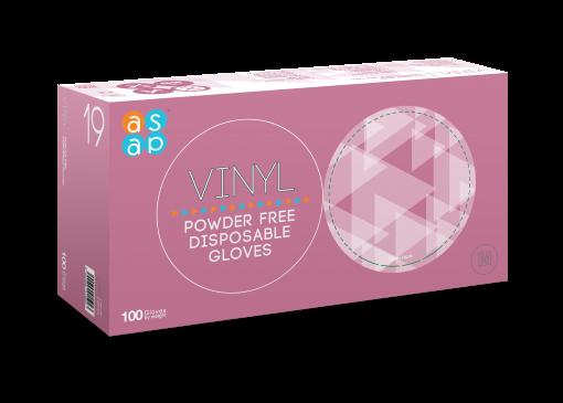 Vinyl Powder Free Disposable Gloves