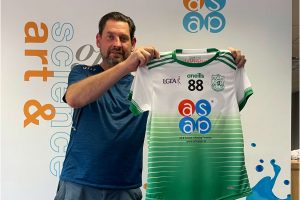 ASAP Innovations Sponsors Lucan Sarsfield GAA Minor Ladies Football